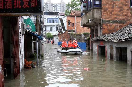 China: Rain Killed 55 People