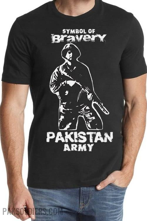 Symbol of Bravery T-Shirt