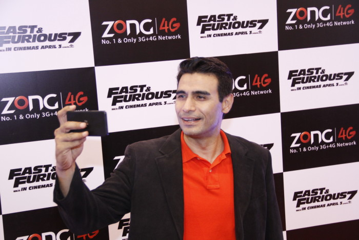 Zong Fast & Furious 7 is launched