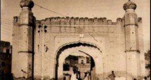 Re-Construction of Bahawalpur Gates