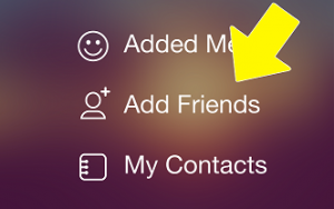 It's now easier to find your friends at Snapchat